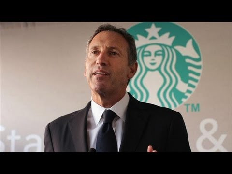 Starbucks: Guns Not Welcome in Stores