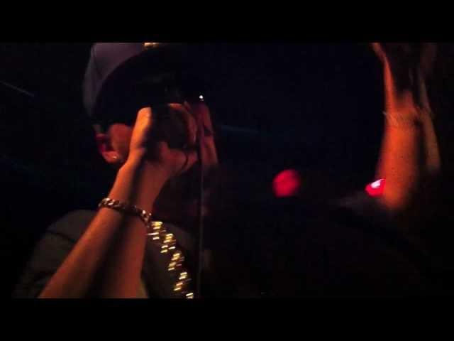 Eevil Stöö / DJ Kridlokk / KoksuKoo @Kuudes Linja 18.8.2012
