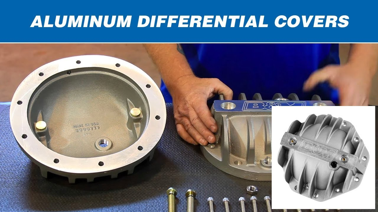 Features & Benefits of Hi-Tek Finned Differential Covers