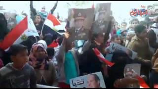 أخبار اليوم | مؤتمر شعبي لقبائل سيناء تأكيدا لدعمهم للجيش والشرطة فى الحرب ضد الارهاب