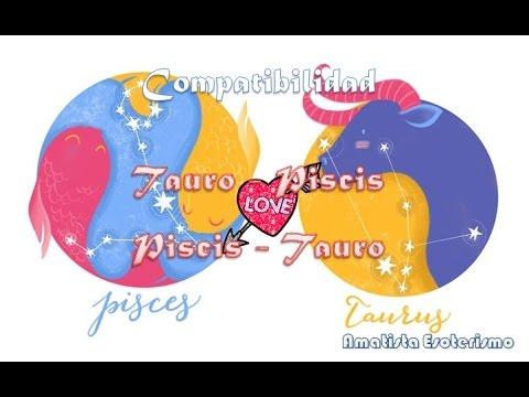 piscis y taurus compatibles