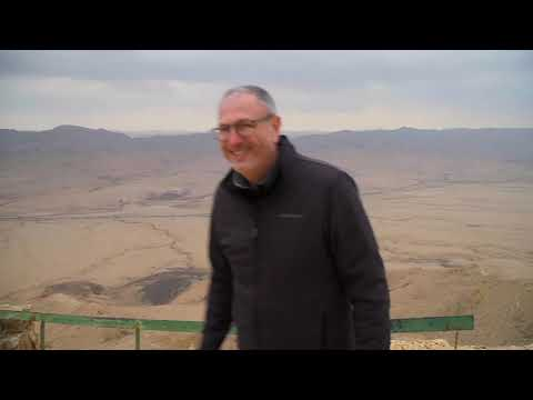Mitzpe Ramon And An Oasis In The Negev (FCF S10E5)