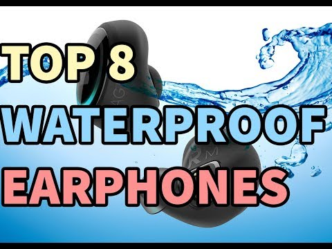Top 8 Waterproof Earphones Can Be Used While Swimming