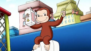 Curious George 🐵The All Animal Recycle Band 🐵Kids Cartoon 🐵Kids Movies 🐵TV Show For Kids