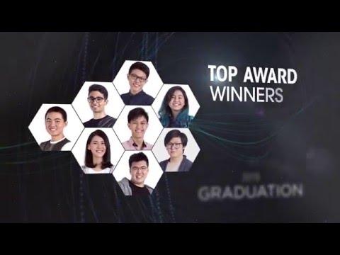Singapore Polytechnic Top Graduates 2016
