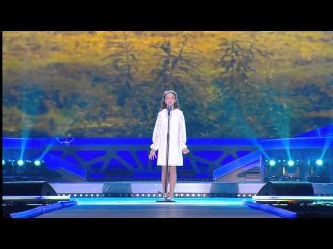 Соня Лапшакова - Россия, Детская песня года 2015