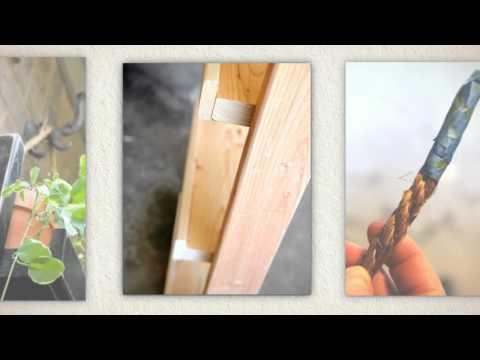 видео: Полки своими руками для цветов