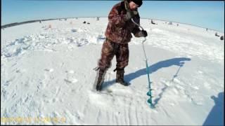 Рыбалка на озере Ик ( Омская область)