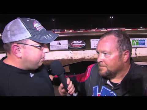 GETTIN' THE DIRT: Terry Phillips @ Batesville Motor Speedway