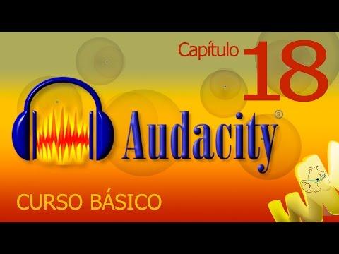 Audacity, Tutorial dividir, invertir o unir canales de pista, Curso ...