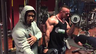 Video Kevin Levrone is the house !!! Training tips part1 download MP3, 3GP, MP4, WEBM, AVI, FLV Agustus 2018