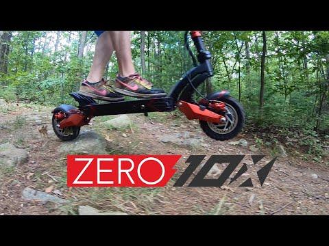 Scooter Zero 10X (52V 18Ah) - Image