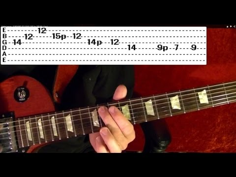 Electric Funeral by BLACK SABBATH - Guitar Lesson - VERY EASY ...