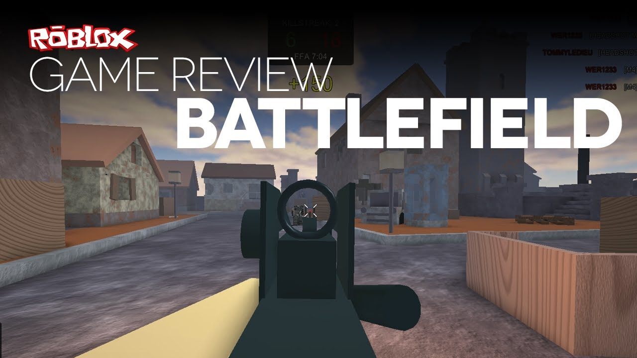 Game Review - Battlefield