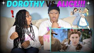 DOROTHY vs ALICE: Princess Rap Battle REACTION!!! thumbnail