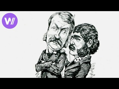 Gilbert and Sullivan: Founders of British comic opera   A Motley Pair (1/5)