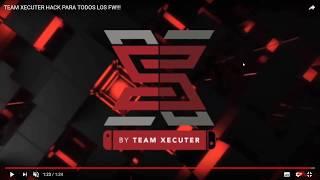 TEAM XECUTER VÍDEO INFORMATIVO!!! CFW, COPIAS DE SEGURIDAD, PRECIO Y MUCHO MAS!