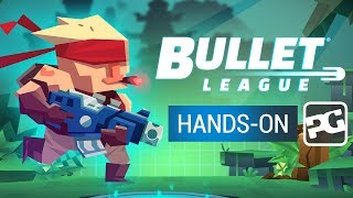 BULLET LEAGUE | Gameplay