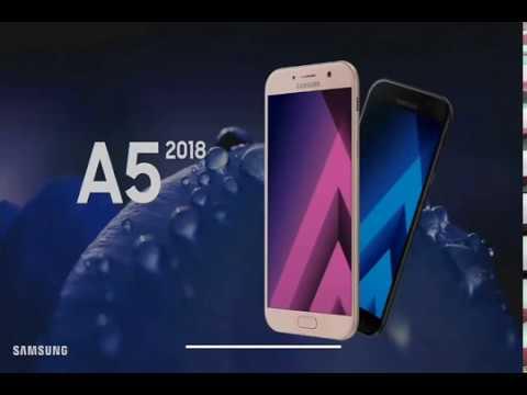 Introducing the Galaxy A5 2018! Same Galaxy DNA! SPECS : 5.5 FHD+ Amoled Infinity Display, Exynos 7.