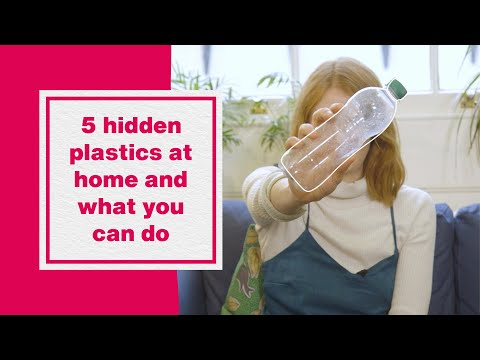 5 hidden plastics in the home and what you can do I Hubbub Vlog
