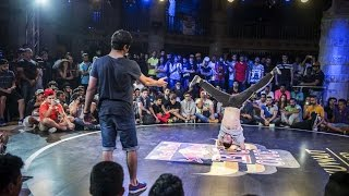 Red Bull BC One Kuwait Cypher 2015