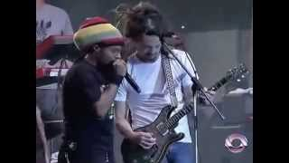 SOJA feat O Rappa Everything Changes (Planeta Atlântida 2013) Oficial