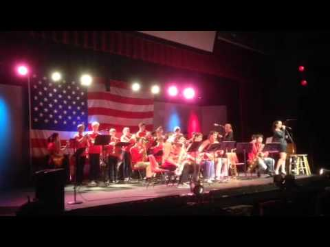 Skyfall Performed by Mason HS Jazz Ensemble