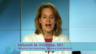 Meet Deborah Feldman, MD, Ob/Gyn; Maternal-Fetal Health