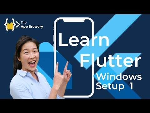 how-to-install-and-setup-flutter-for-app-development-on-windows---part-1
