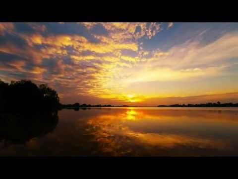 Epic Sunset by the Sungai Perak, Teluk Intan