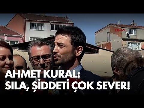 Ahmet Kural'dan şok eden açıklama: Sıla, şiddeti çok sever!