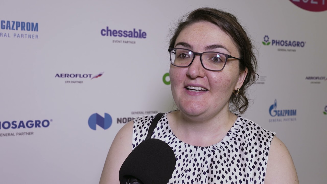 FIDE World Cup | Round 4 | Interview with Nana Dzagnidze