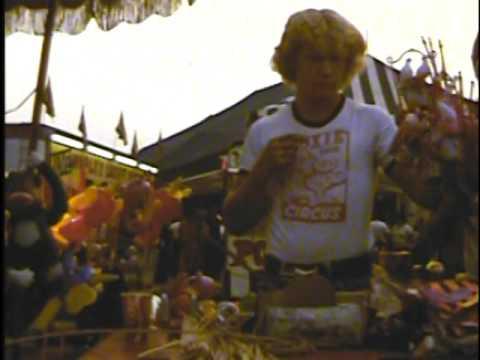 Hoxie Bros. Circus - Secaucus NJ     August 1, 1978