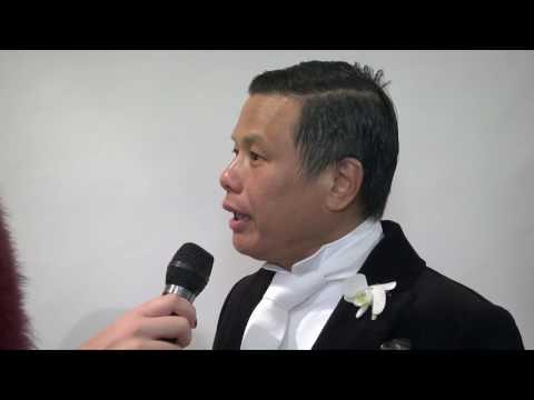 Zang Toi Fall 2017 Interview and Runway at NYFW