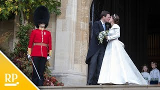 Royale Hochzeit: Prinzessin Eugenie heiratet Jack Brooksbank