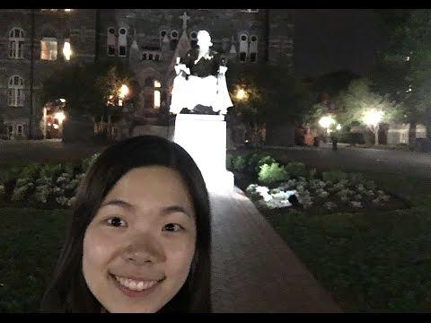 Year 1 at Georgetown University