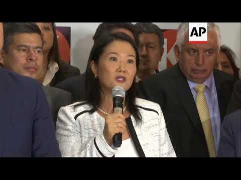 Download Youtube: Fiscalía de Perú allana la sede del partido de Keiko Fujimori