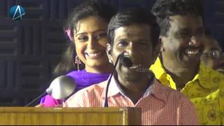 Gana Bala's interesting Speech @ Marumunai Audio Launch Event | 4TamilMedia