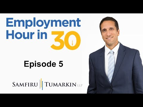 Employment Hour in 30: Episode 5