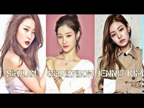 Jennie Kim vs Seulgi vs Mina vs Chaeyeon vs Solbin vs Haseul