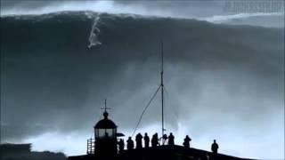 Biggest Wave Ever Surfed 100FT 2013 (ORIGINAL)