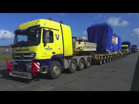 Abnormal Load South Africa - Heavy Haulage (HD)