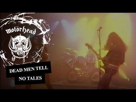 Motörhead – Dead Men Tell No Tales (Official Video)