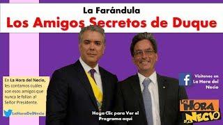 La Hora del NECIO: Los Amigos Secretos de Duque. 14.09.2018