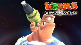 Bock auf nen dicken Wurm 🎮 Worms Clan Wars