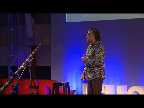 Have Didge will Travel | David Hudson | TEDxJCUCairns