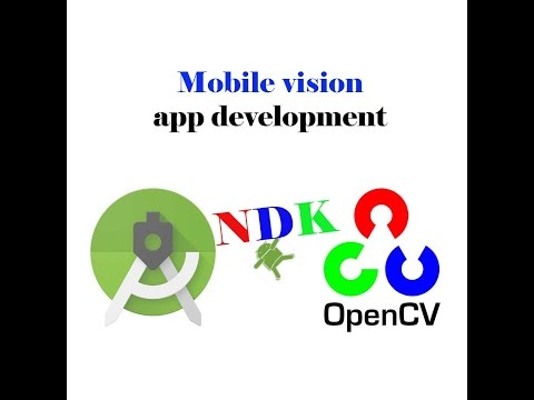 Mobile vision 2: Working with camera in openCV and Android Studio
