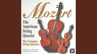 String Quartet No. 13 In D Minor, K. 173, Allegro Moderato