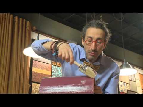 видео: Мастер-класс Марата Ка. Пуфик из пластиковой трубы. Фазенда
