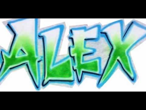 alex graffitis - YouTube